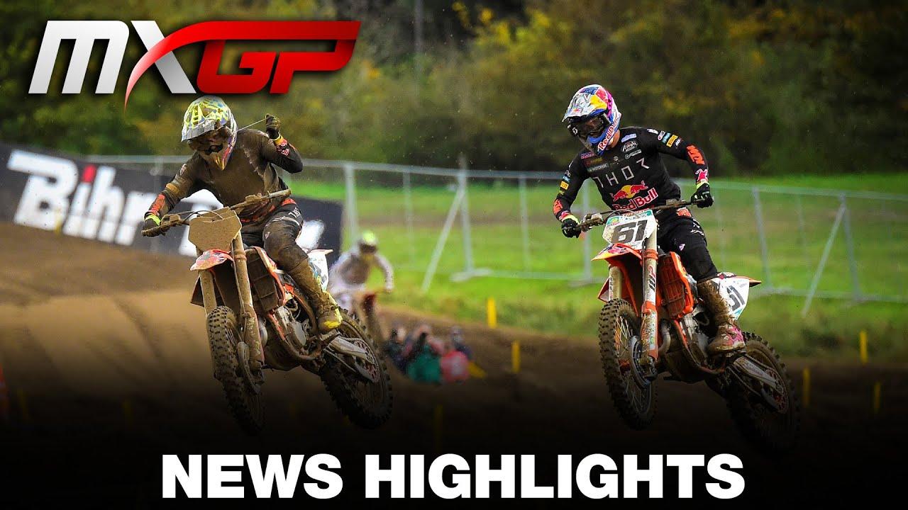 VIDEO: News Highlights – MXGP of Limburg 2020 Round 14