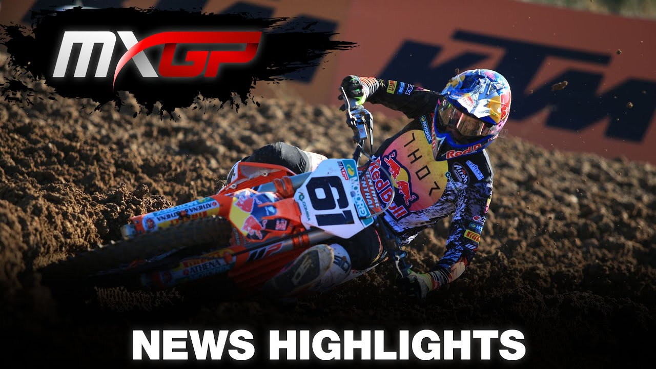VIDEO: News Highlights – MXGP of Spain 2020 #motocross Round 12