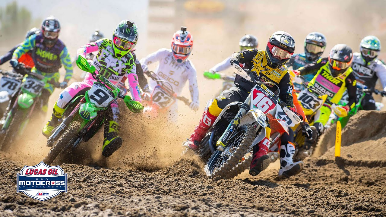 VIDEO: 2020 MXvsATV Fox Raceway National Highlights Round 9