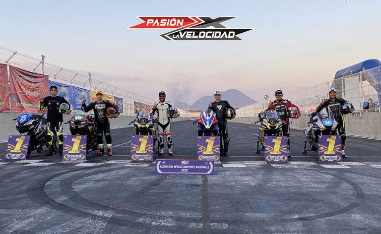 Estado del Campeonato Final Nacional de Velocidad FMM RBM-2020