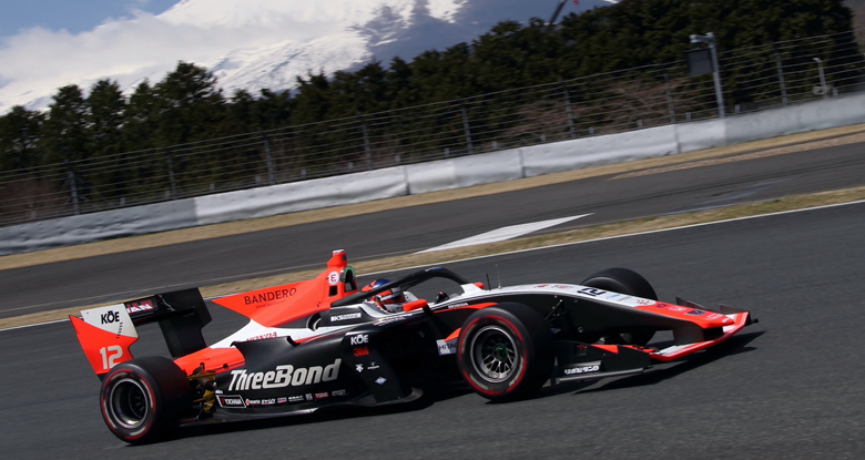 Tatiana Calderón cierra temporada de la SF Japonesa en Fuji