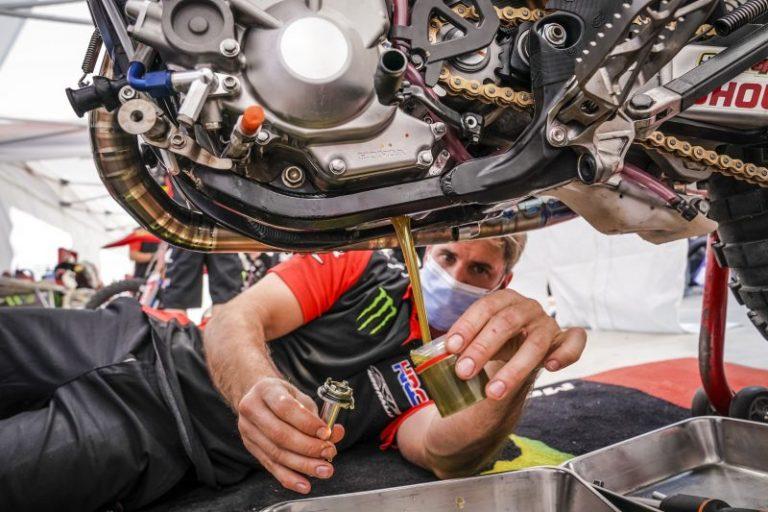 El objetivo del Monster Energy Honda Team se mantiene inalterable