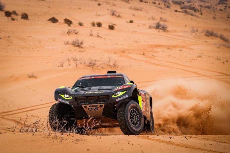 Resumen Etapa 7 Rally Dakar 2021 Ha`il / Sakaka