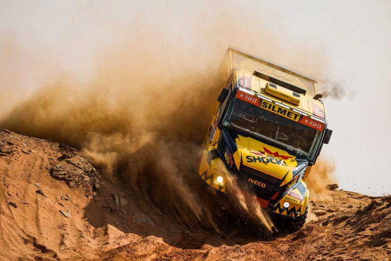 Resumen Etapa 8 Rally Dakar 2021 Finaliza la etapa Maratón