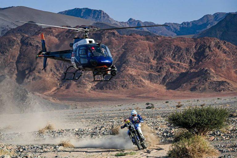 Resumen Etapa 11 Rally Dakar 2011 Sunderland y Al-Attiyah: persecución frustrada