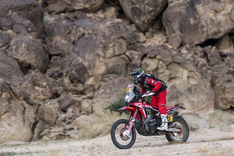 Benavides y Brabec lucharán mañana por la victoria en el Dakar 2021