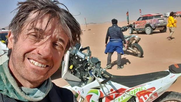 Fallece Pierre Cherpin (Piloto de moto #111 – FRA) #Dakar2021