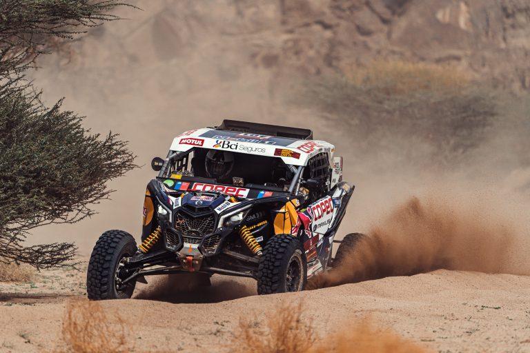 Can-Am Off-Road Maverick X3 gana el Rally Dakar por cuarto año  consecutivo