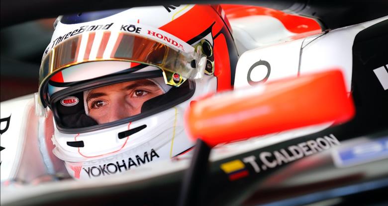 Tatiana Calderón confirmada para la Super Fórmula Japonesa 2021