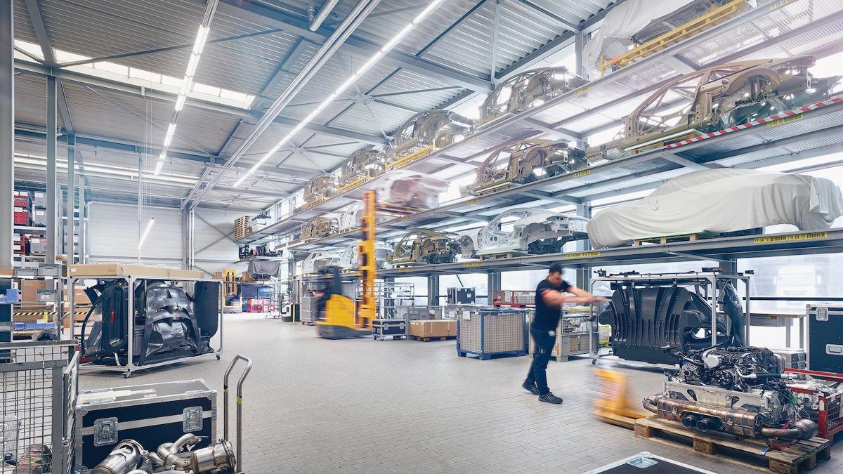 Centro de desarrollo en Weissach: el corazón de Porsche