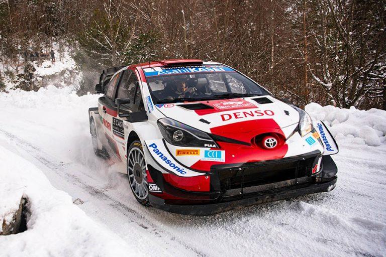 Sébastien Ogier gana el Rally de Monte-Carlo