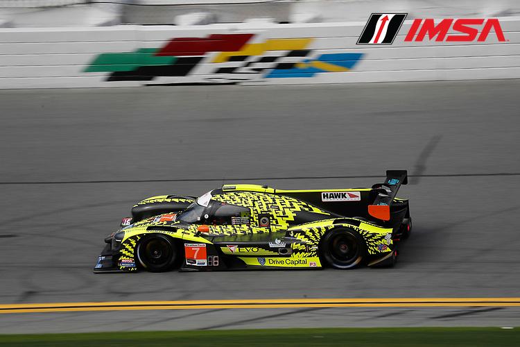 Juan Pablo Montoya y Gabby Chaves este fin de semana  en las 24 Horas de Daytona