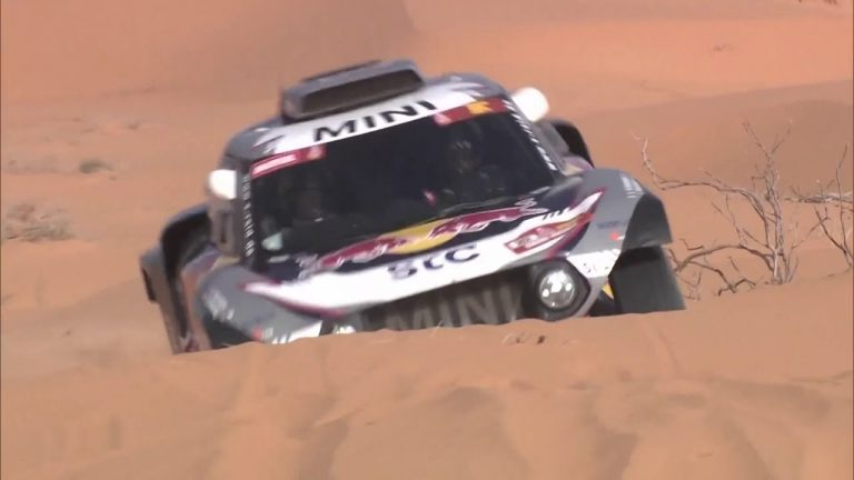 VIDEO: Resumen Etapa 6 Al Qaisumah / Ha'il Rally Dakar 2021 en Arabia Saudita