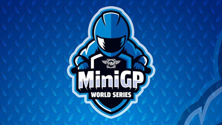 Nacen las FIM MiniGP World Series
