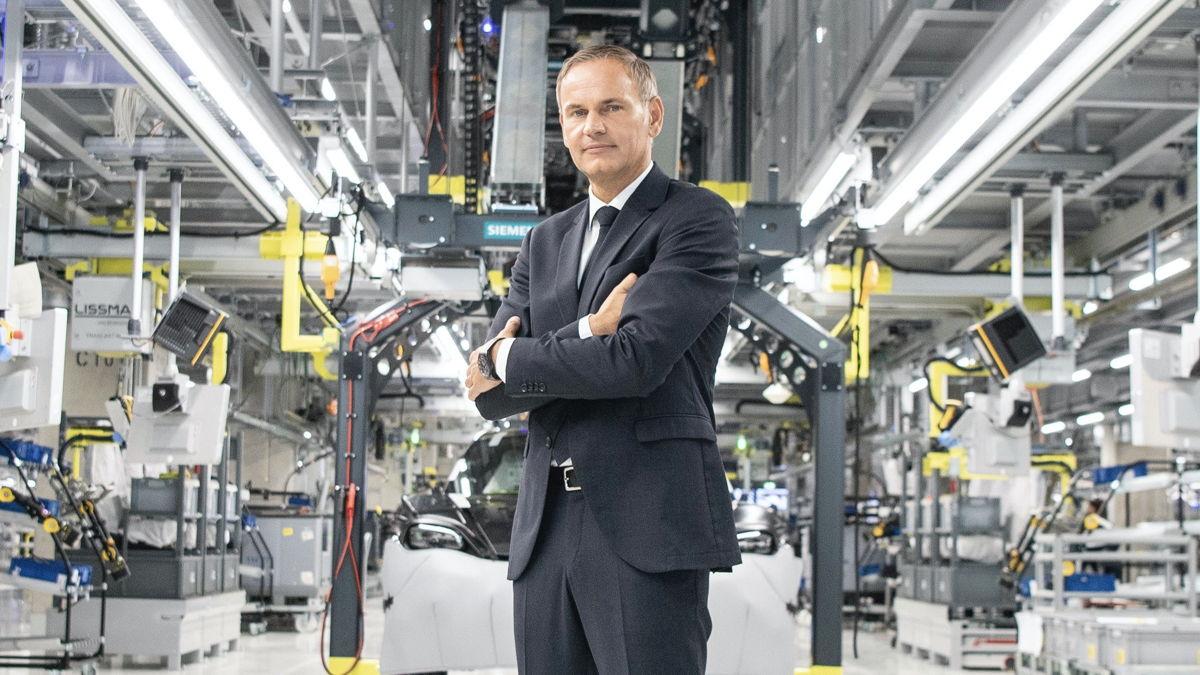 Oliver Blume, habla sobre los avances de Porsche hacia la electrificación