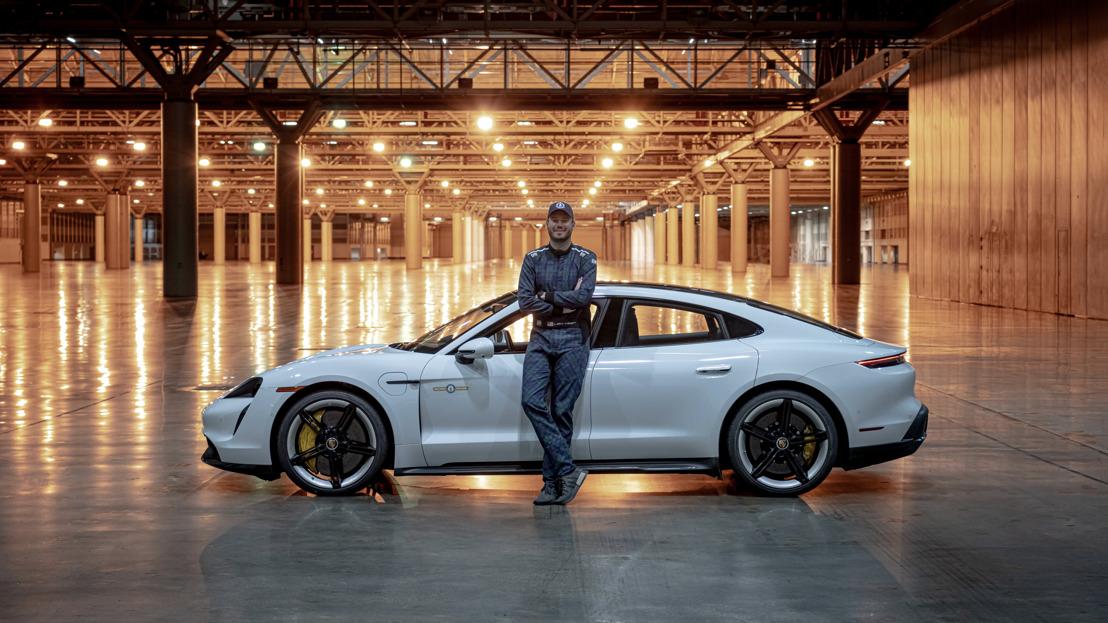 El Porsche Taycan logra un nuevo récord Guinness