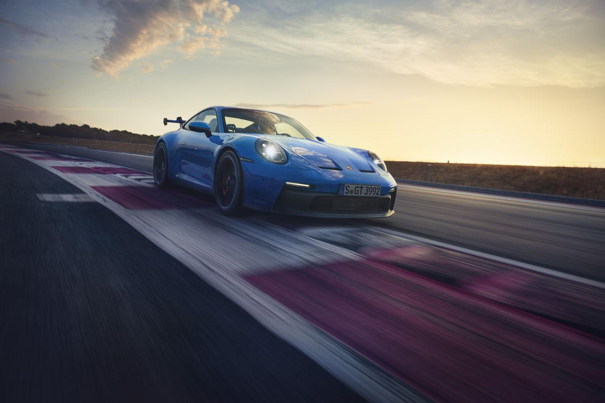 Nuevo Porsche 911 GT3: fruto del conocimiento adquirido en las competencias automovilísticas