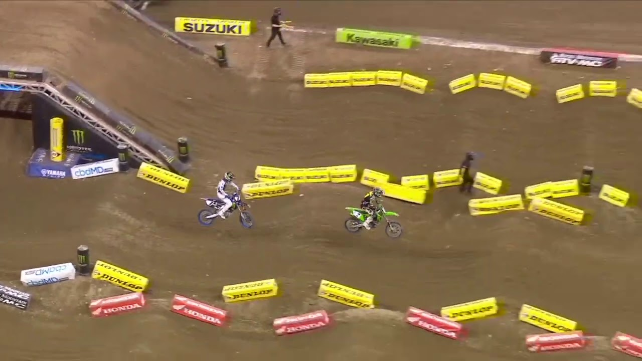 VIDEOS: Supercross Round #5 250SX y 450SX Highlights | Indianapolis 2021