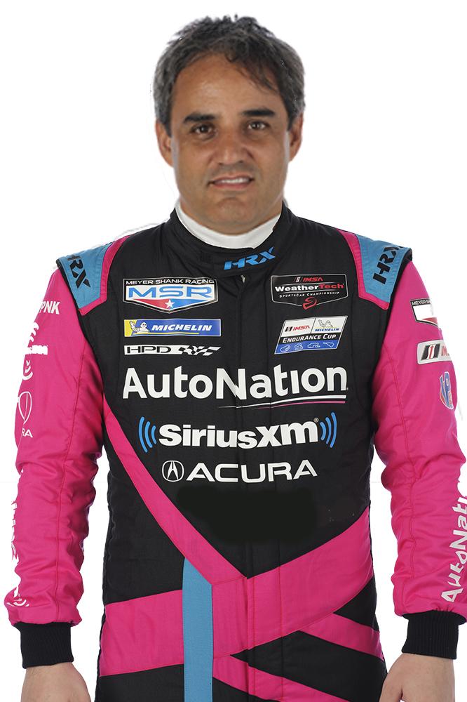Juan Pablo Montoya corre las 12 Horas de Sebring 2021