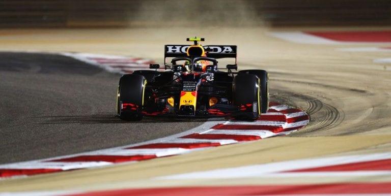 Sergio Pérez y su debut con Red Bull en Bahréin en el Campeonato 2021 de la Fórmula 1