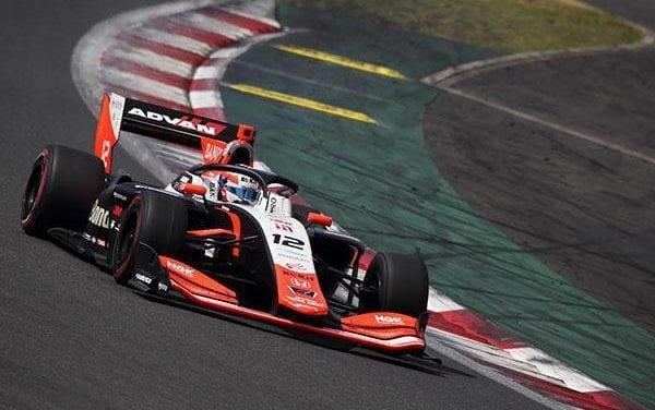 Tatiana Calderón arranca temporada de la Súper Fórmula Japonesa en Fuji