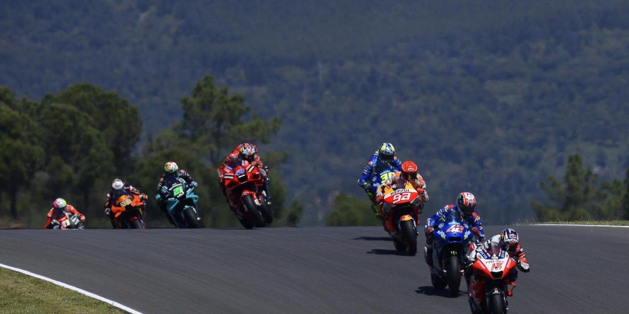 Segunda victoria para Fabio Quartararo en la temporada 2021 de MotoGP