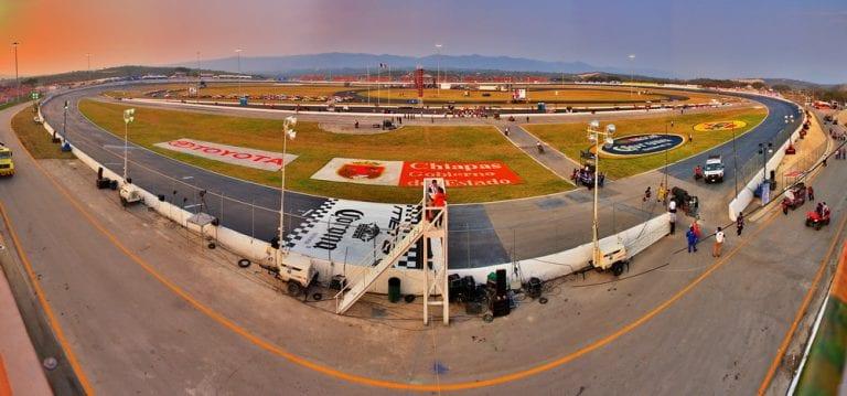 NASCAR Peak México Series arranca su Temporada 2021 en el Súper Óvalo chiapaneco