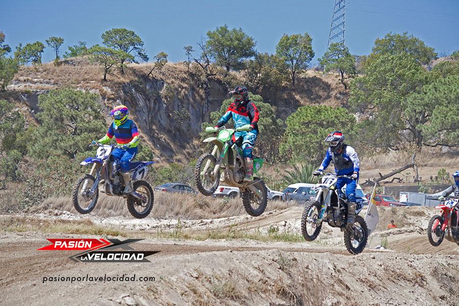 Resultados Completos fecha 2 Motocross Nacional Mexicano 2021
