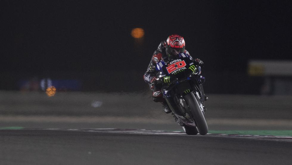 MotoGP Gran Premio de Doha 2021