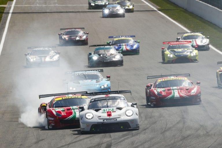 Enfática victoria de Porsche en las 6 Horas de Spa