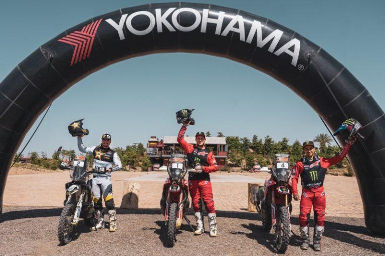"""El Monster Energy Honda Team en el Sonora Rally: """"misión cumplida"""""""
