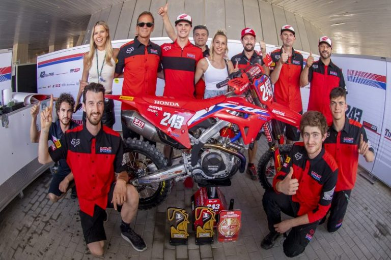 VIDEO: News Highlights – MXGP of Russia 2021 Round 1