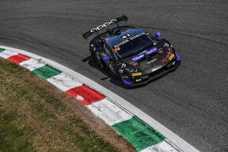 Confronta Raúl Guzmán el Circuito de Zandvoort en tercera ronda de Lamborghini Súper Trofeo
