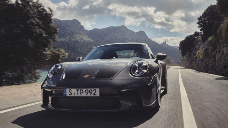 Nuevo Porsche 911 GT3 con paquete Touring