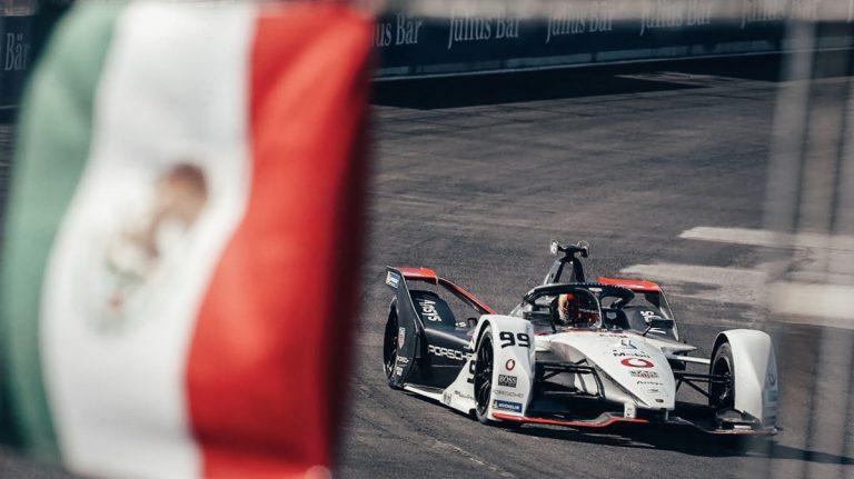 La buena actuación de Porsche en México no obtiene recompensa