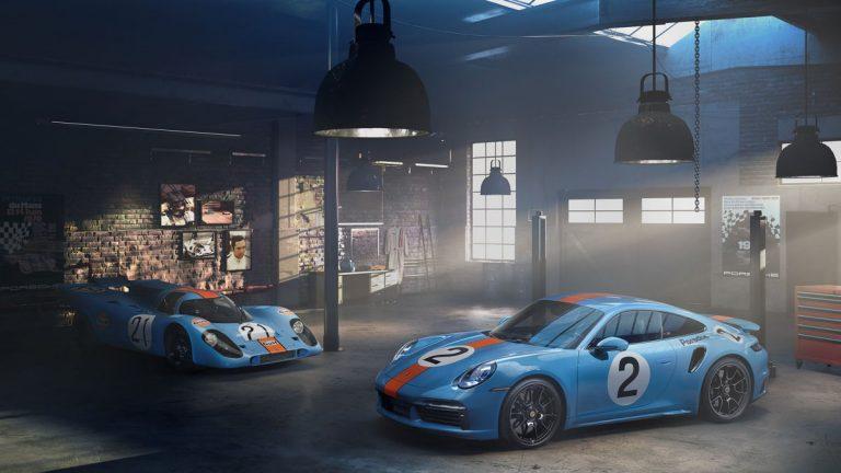 Porsche 911 Turbo S 'One Of a Kind' en honor al piloto mexicano Pedro Rodríguez