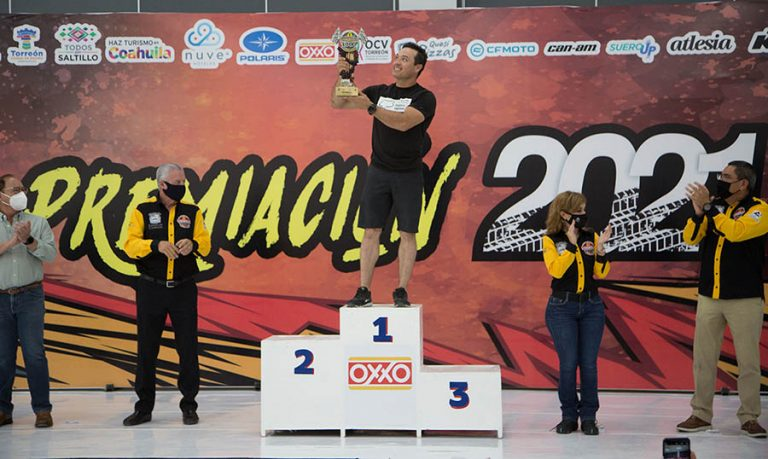 Marco Molinar se lleva el Overall del CANACO Adventure Coahuila 1000 Desert Rally 2021