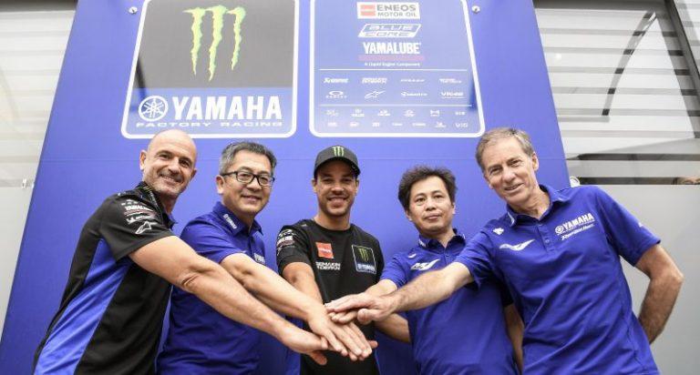 Morbidelli se une al equipo de fábrica de Yamaha hasta 2023