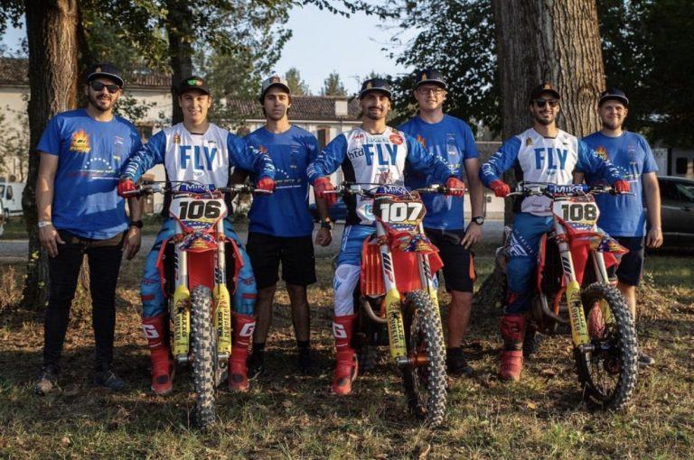 Motocrossistas Venezolanos lo dieron todo en Italia